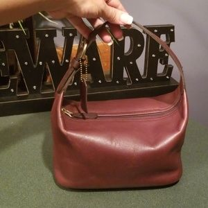 Coach #4145 Tabac Glove Tanned Soho Leather Bag
